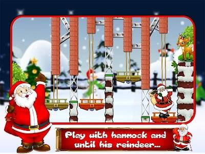 Santa's Run screenshot 2