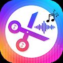 Ringtone Maker - Mp3 Cutter, Audio Trimmer icon