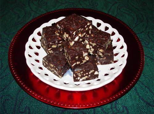 My Holiday Date Fudge Is Healthy & Delicious... What More Could You Ask For?!