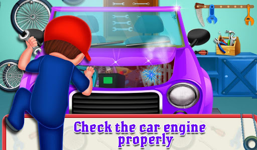 Little Garage Mechanic Vehicles Repair Workshop 1.0.5 screenshots 5