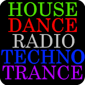 Electronic radio Dance radio