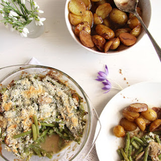 Vegetarian Green Bean Casserole Recipes