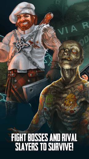 Zombie Slayer: Survival apkpoly screenshots 3