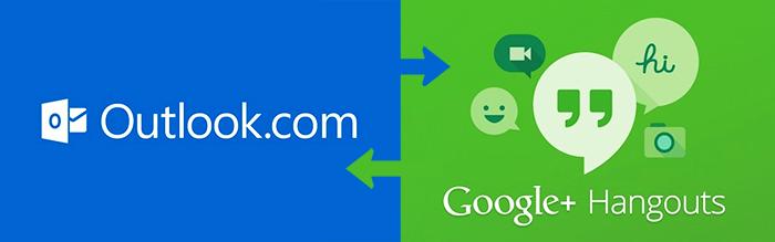 Інтеграція Google Hangouts Meet і Microsoft Outlook   Techsvit
