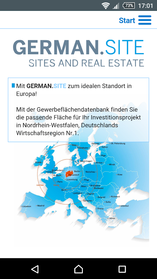 GERMAN.SITE- screenshot