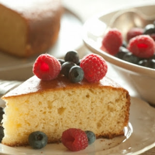 Simple Yogurt Cake.