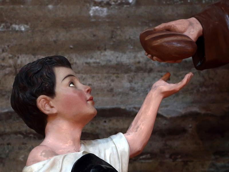 La carità di S. Antonio di romano