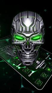 Evil skull theme package