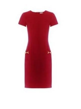Perfect Dress, Red - Ida Sjöstedt