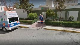 Centro de salud de Abla, donde ha tenido lugar la agresión hoy a dos profesionales sanitarios.