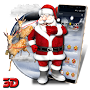 3D Christmas santa Theme file APK Free for PC, smart TV Download