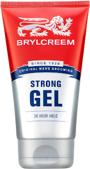 Brylcreem Strong 24 Hour Hold Gel - 150ml