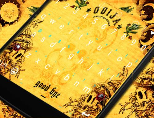 玩免費遊戲APP|下載Ouija Eva Keyboard -Diy Gifs app不用錢|硬是要APP
