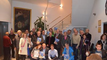 Presentación de la anterior edición de la revista en 2015.