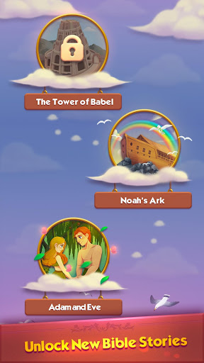 Bible Word Puzzle - Free Bible Story Game painmod.com screenshots 4