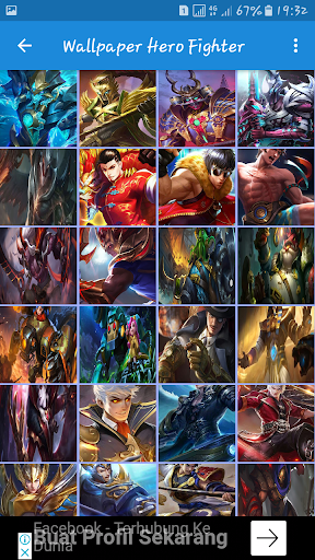 Wallpaper Mobile Legend HD 1.0 screenshots 4