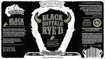 Buffalo Bayou Black Buffalo Rye'D