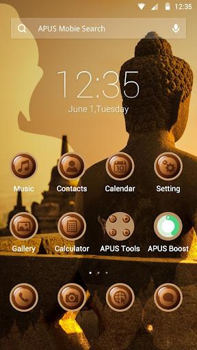 Zen theme for APUS