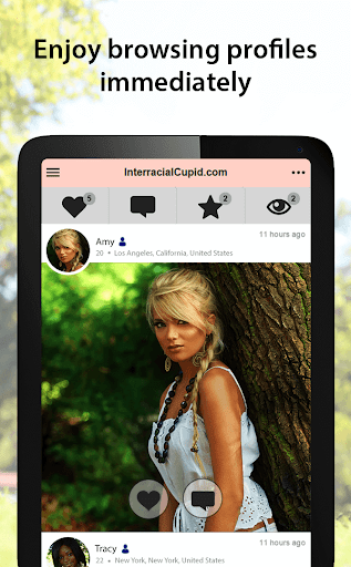 InterracialCupid - Interracial Dating App 3.1.5.2411 screenshots 10