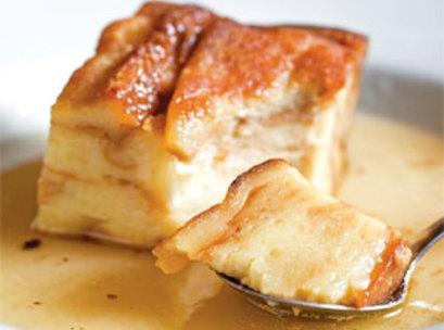 Chef Point Café Bread Pudding Recipe