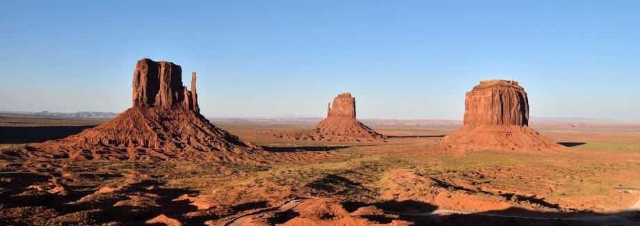 ruta en coche por la Costa Oeste de Estados Unidos