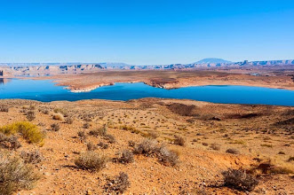 Photo: Lake Powell, Arizona, USA