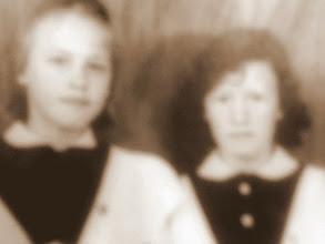 Photo: Трухова  Наташа и  Шабанова  Татьяна