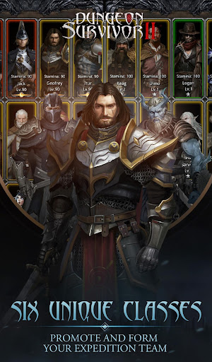 Dungeon Survivor II: Dark Tide apktram screenshots 14