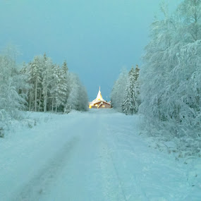 Santa Claus Village-Lapland by Shashank Shekhar - Instagram & Mobile Other ( n900 )
