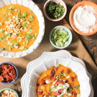 Five Spice Sweet Potato Soup