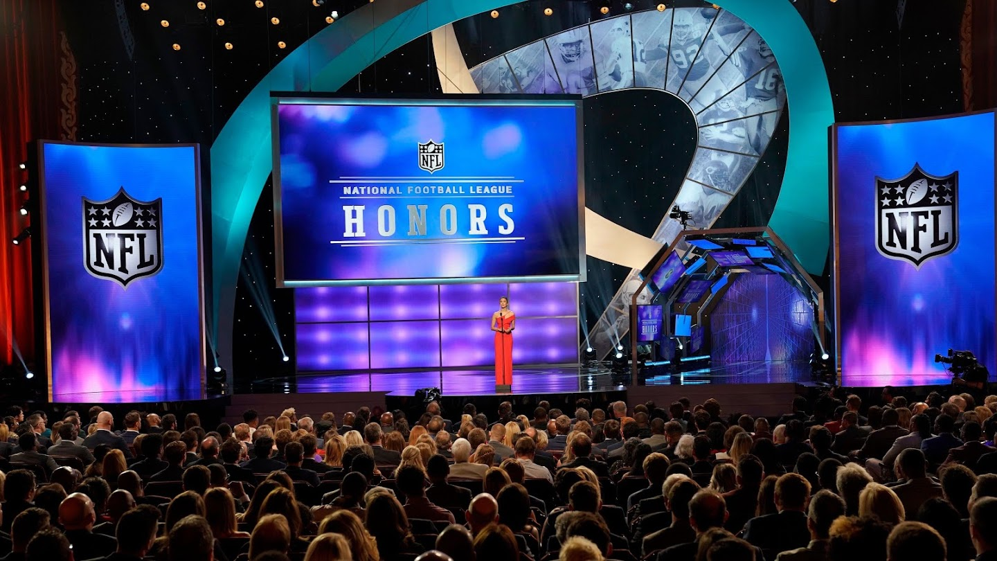 Watch NFL Honors live