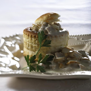 Veal Vol Au Vents Recipe
