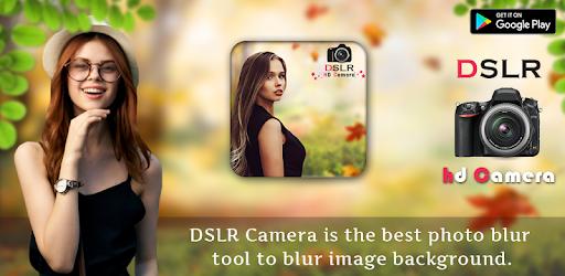 Приложения в Google Play – DSLR <b>Camera</b> : Blur Background