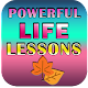 Download Life Lessons - Life Quotes For PC Windows and Mac