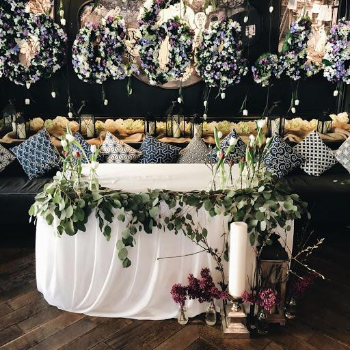 Банкетный зал в ресторане Бабель для свадьбы 2