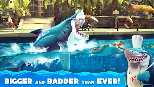 Hungry Shark World Mod Apk 3.8.0 5