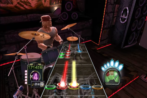 Guitar Hero Trick 1.0 screenshots 2