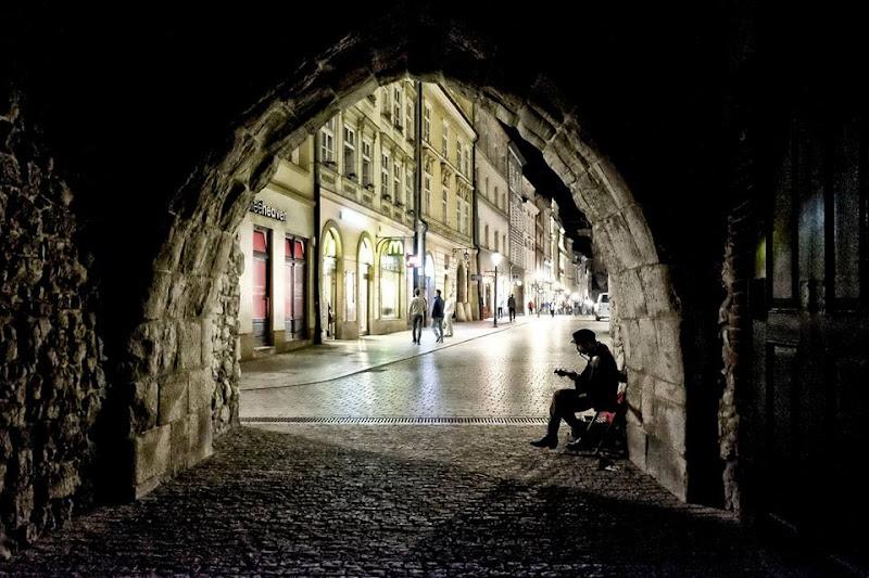 Il cantore della notte di Tiziana Detoni
