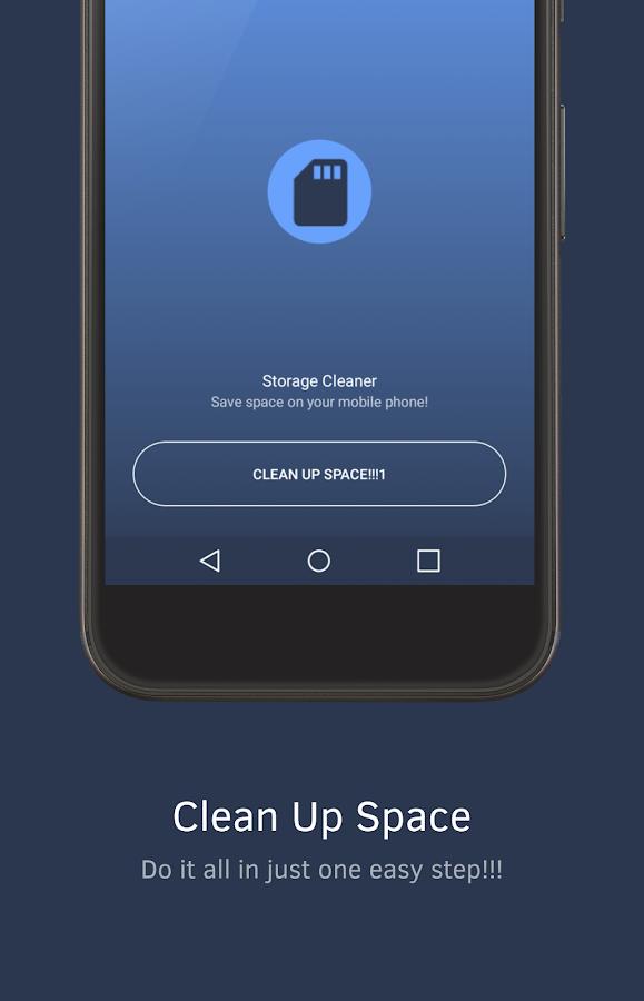 Storage Cleaner Screenshot
