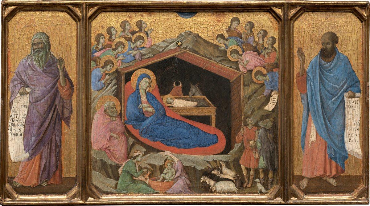 Duccio Nativity