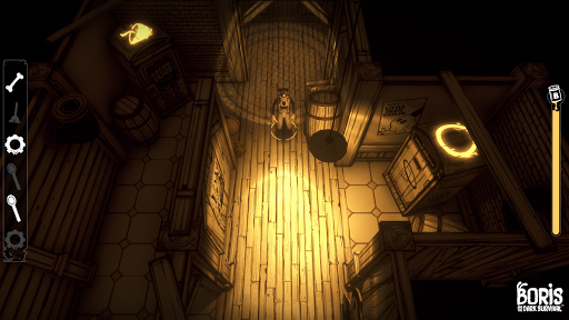 Boris and the Dark Survival  screenshots 1