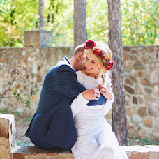 Wedding photographer Lana Skazka (lanaskazka). Photo of 26.12.2016
