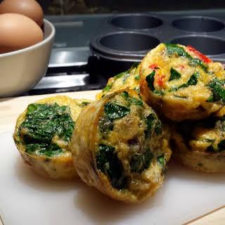 Paleo Egg Muffins.