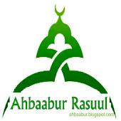 Ahbaabur Rasuul