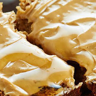Peanut Butter Honey Banana Bread.