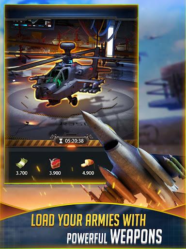 Nida Harb 3: Alliance Empire | MMO Nuclear War 1.6.53 screenshots 7