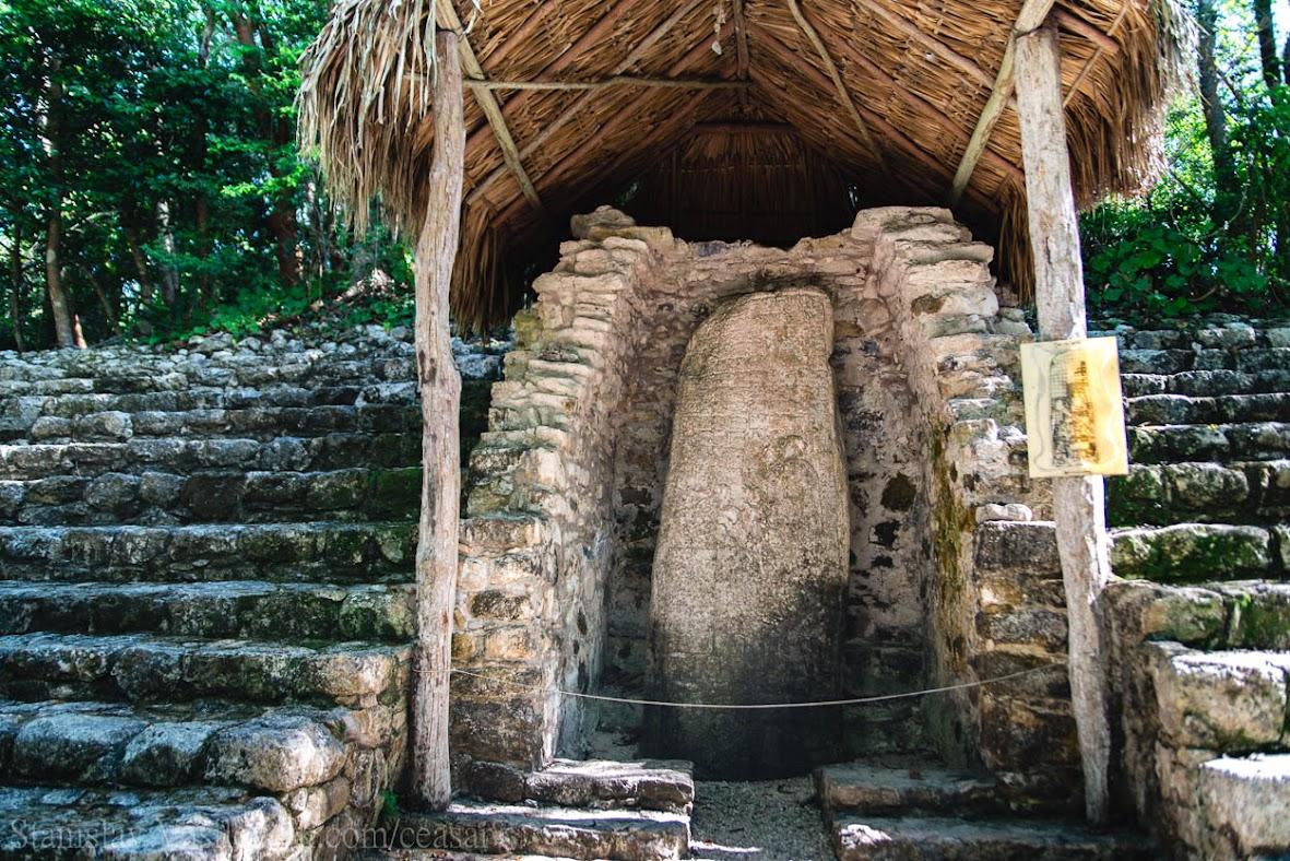 Руины Кобы