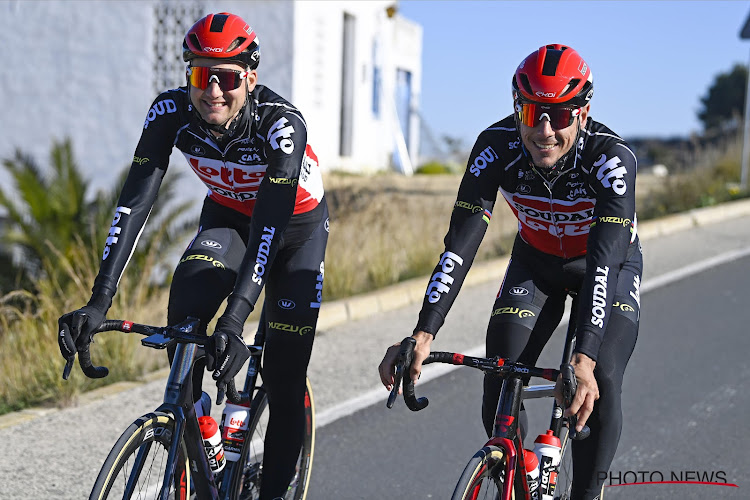 Philippe Gilbert en Tim Wellens de speerpunten van Lotto Soudal in de Waalse Pijl