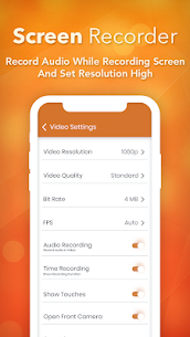 Screen Recorder App Download For Android 4