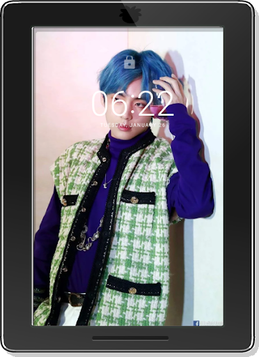 BTS V Kim Taehyung Wallpaper Offline - Best Photos 2.0.1 screenshots 15
